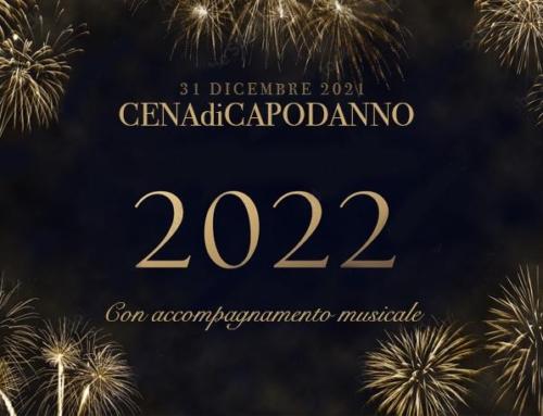 Cena di CAPODANNO alla VILLA FINI – 31 Dicembre 2021