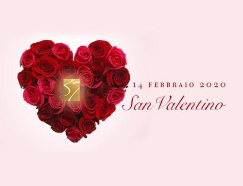 14 Febbraio 2020 San Valentino Alla Villa Fini